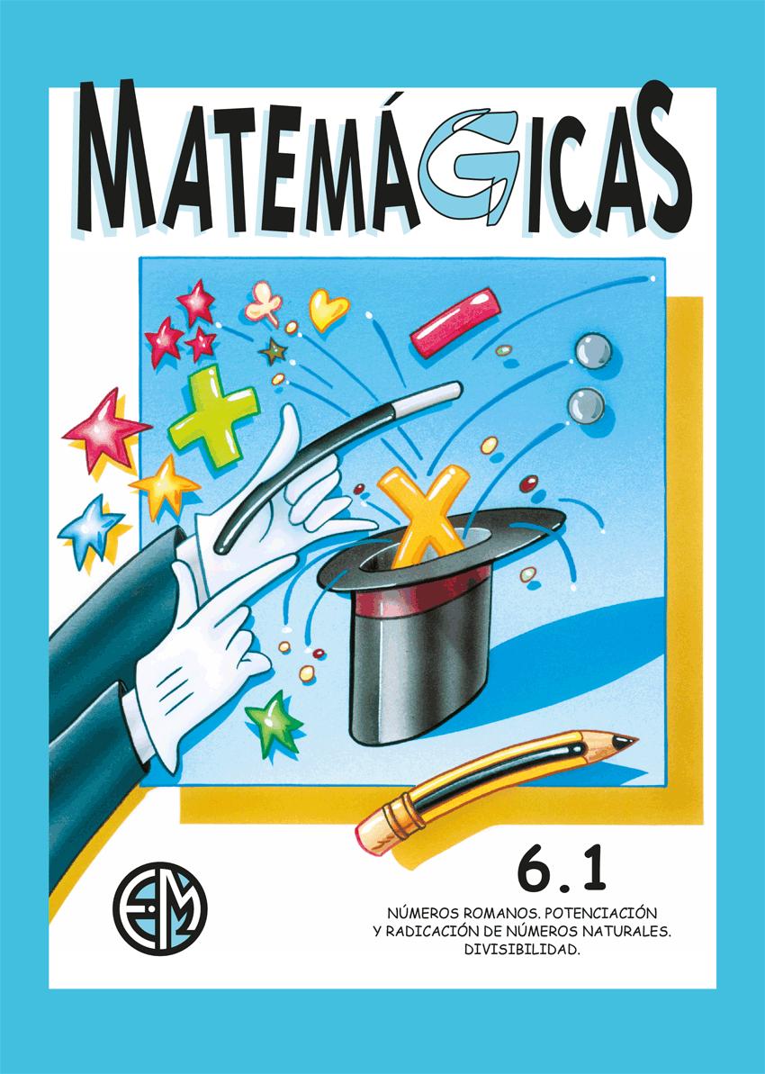 MATEMÁGICAS 6.1