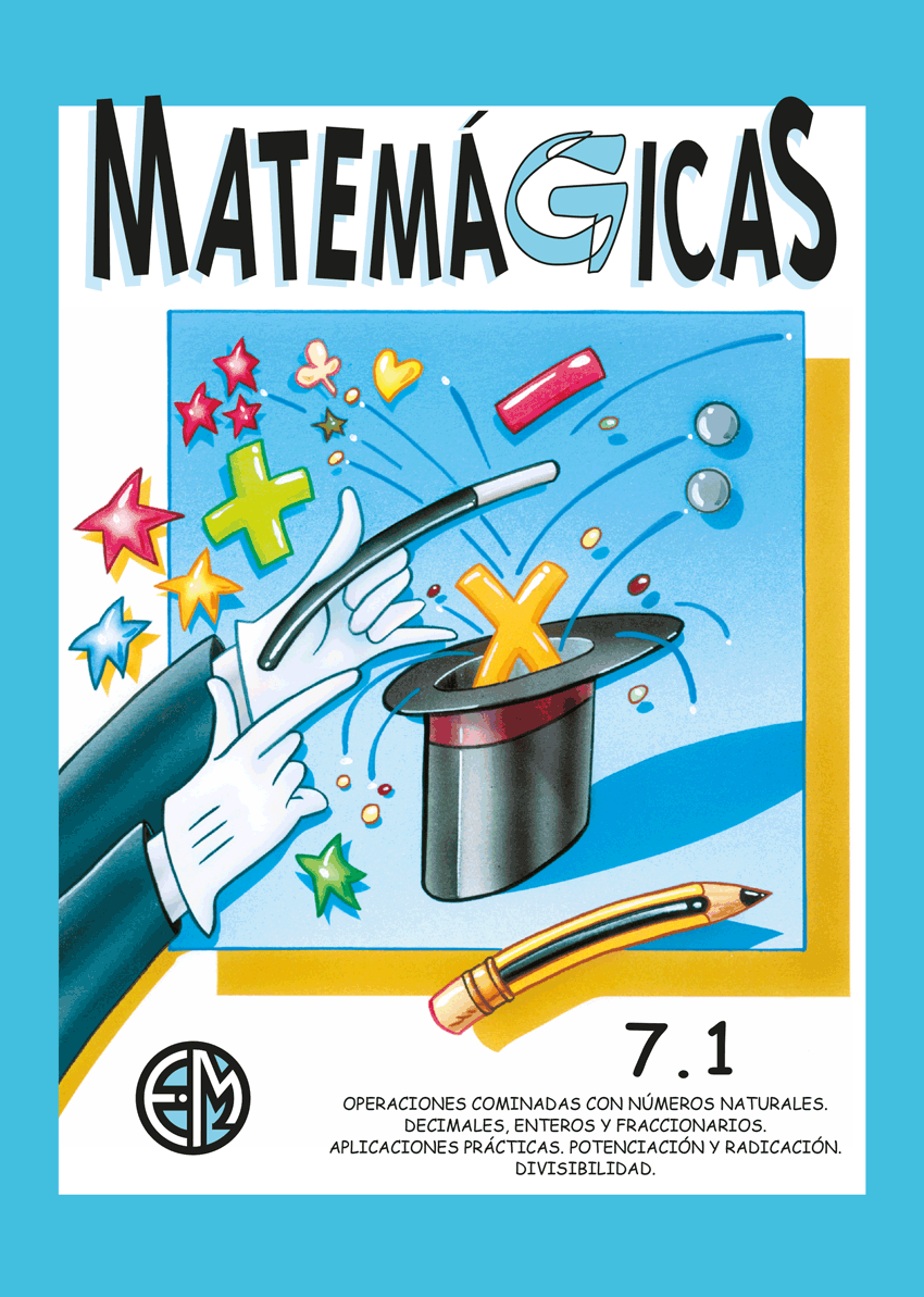 MATEMÁGICAS 7.1